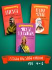 Pachet Seria Istoria Povestita Copiilor 3 Vol.