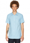 Bloom Stretch Twill Short Sleeve Woven