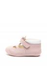 Pantofi Mary Jane De Piele Nabuc Tutim