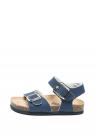 Sandale De Piele Ecologica Cu Catarame