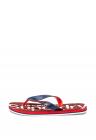 Papuci Flip flop Cu Logo Stantat