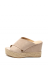 Papuci Wedge Tip Espadrile