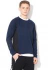 Bluza Sport Cu Fermoar Si Logo Cauciucat   Pentru Antrenament Ollie