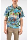 Palm Tree Printed Shirt