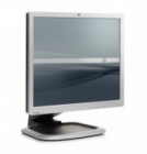 Monitor 19 Inch Lcd Hp L1950g  Silver & Black