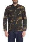 Camouflage Michigan Shirt Jacket