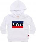Levi s Print Sweatshirt In White