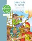 Carte Cu Autocolante   Descopar Si Invat Istoria Lumii  dupa Metoda Montessori