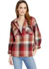 Beartooth Hooded Flannel Shirt