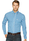 Performance Long Sleeve Plaid