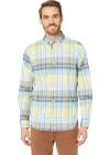 Long Sleeve Casual Warm Plaid Shirt