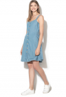 Rochie Mini Din Chambray Kelly