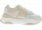 Over Sneakers In White And Beige