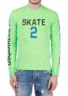 Long Sleeve Skate T shirt