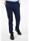Stretch Cotton Super Slim Fit Pants