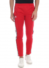 222 Banda Astoria Snaps Trousers In Red