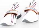 Fendi Love Fendi Sneakers