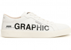 Frieze Graphic Sneakers