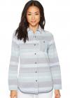 Reversible Serape Cotton Shirt