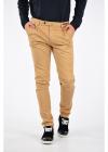 Cotton Blend Gentleman Fit Pants