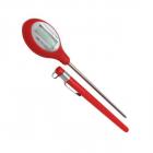 Termometru Digital Pentru Friptura Kinghoff Kh 1149 rd  Material Inox  Temperatura 20   200°c  culoare: Rosu