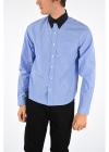 Striped Popeline Compac Shirt
