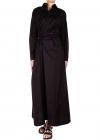 Chemisier Maxi dress In Black