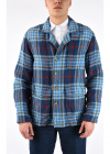 Embroidered Checked Shirt