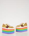 11cm Platform Sneakers