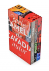 Serie De Autor Camelia Cavadia  pachet 3 Carti
