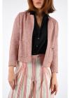 T jacket Boxy Fit Chanel Blazer