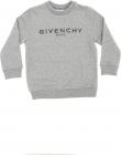 Vintage Givenchy Printed Sweatshirt In Grey