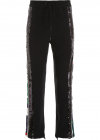 Joggers With Logo And Sequins