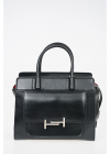 Leather Bowler Bag