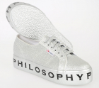 Philosophy Glittered Sneakers