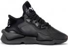 Sneaker Y 3 Kaiwa Tessuto Tecnico E Pelle Color