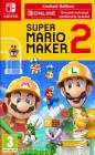 Joc Nintendo SUPER MARIO MAKER 2 + NSO + STYLUS pentru Nintendo Switch
