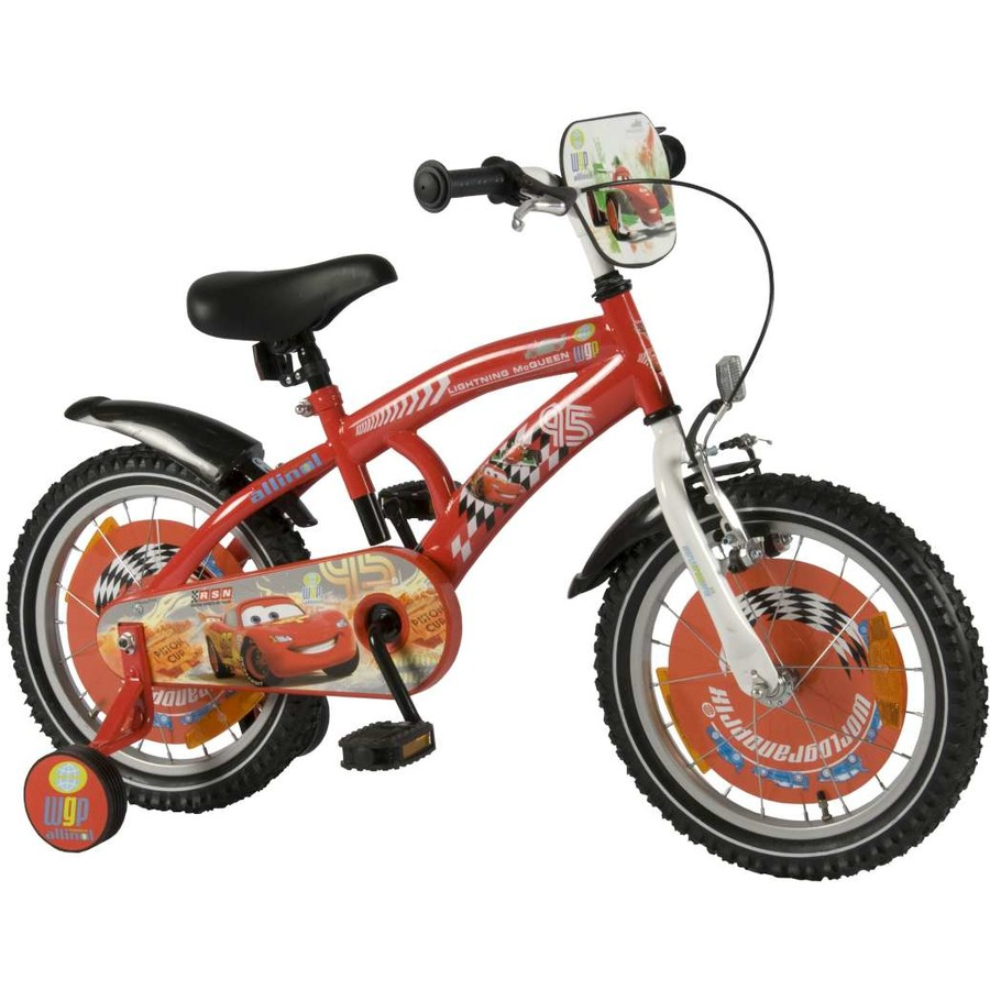 Bicicleta copii EL Disney Cars 16