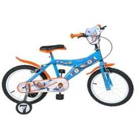 Bicicleta copii Planes 16