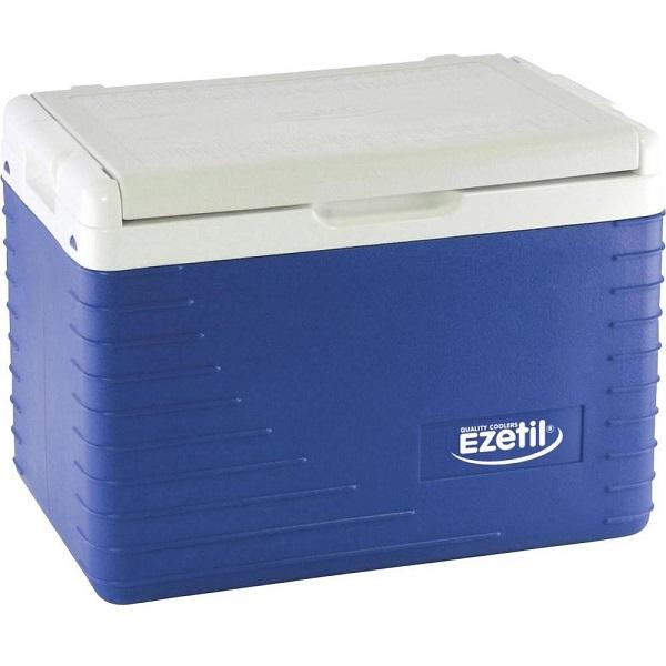 Lada frigorifica pasiva Ezetil 843450 XXL capacitate 44.9 L pentru camping rulote barci