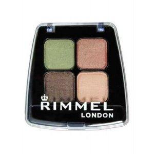 Fard Rimmel Colour Stay Quad - Urban Flower