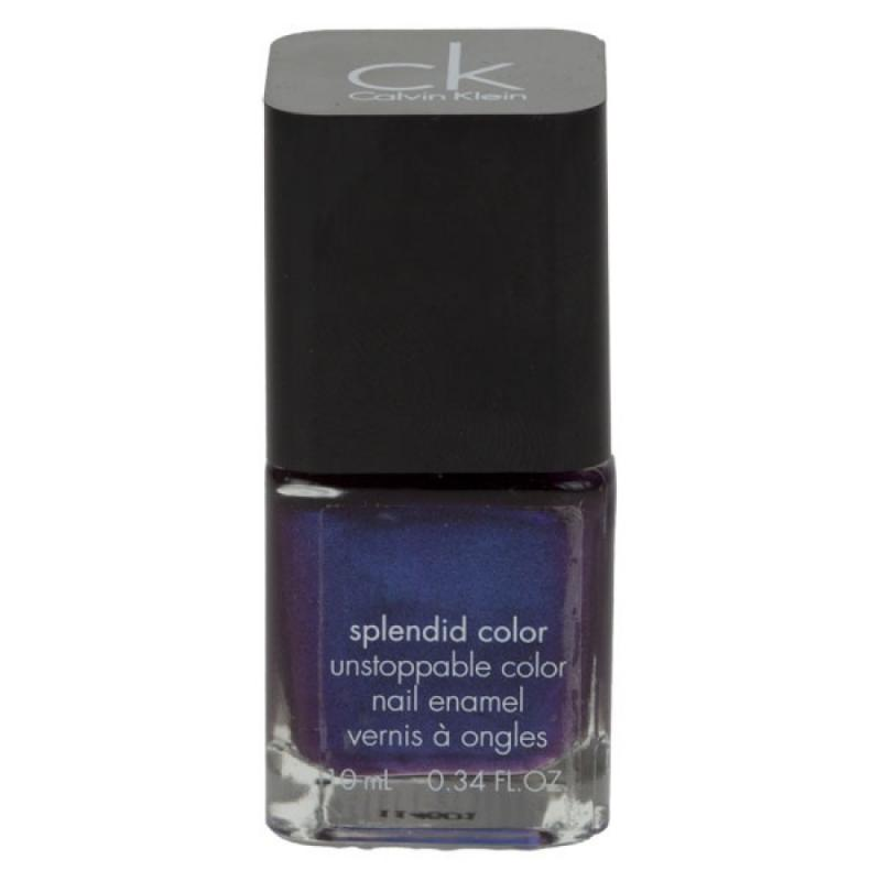 Oja cu stil Calvin Klein Splendid Color Nail polish - Madly Mauve