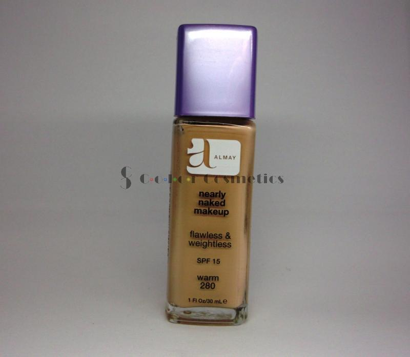 Fond de ten Almay Nearly Naked Makeup - Warm