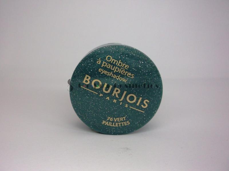 Fard Bourjois Ombre a paupieres - Vert Paillettes