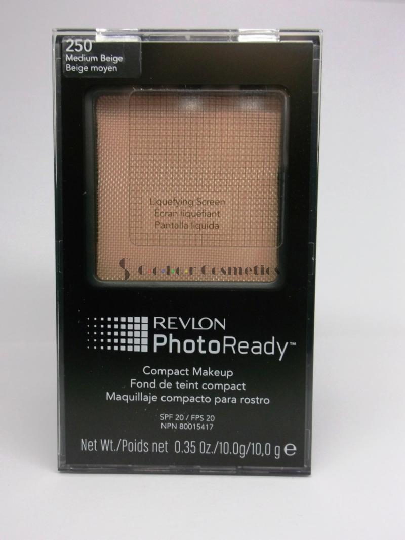 Fond de ten compact Revlon Photo Ready - Medium Beige