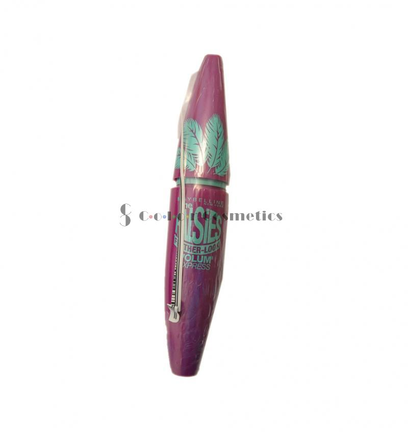 Mascara Maybelline the Falsies feather-look volume express - Glam Brown