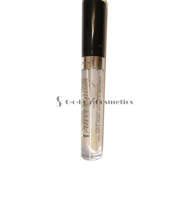 Luciu de buze Rimmel Vinyl Gloss lipgloss - Transparent