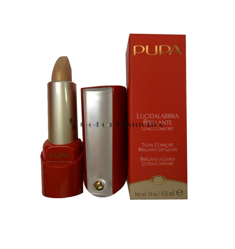Lip gloss Pupa Brillant Total Comfort Lip Gloss - 577