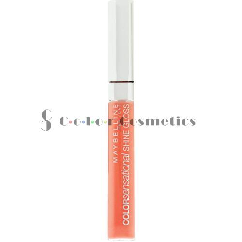 Lip Gloss Maybelline Color Sensational Shine Gloss - Cashmere Rose