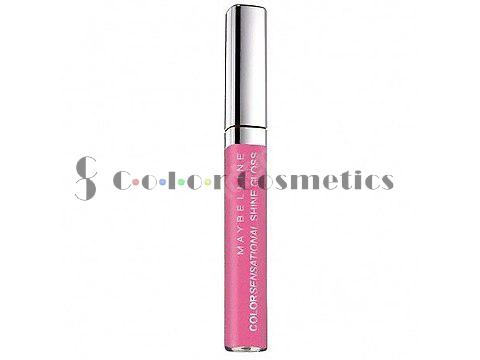 Lip Gloss Maybelline Color Sensational Shine Gloss - Pink Shock